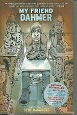 My Friend Dahmer by Derf Backderf  2012  Jeffrey Dahmer Graphic Novel