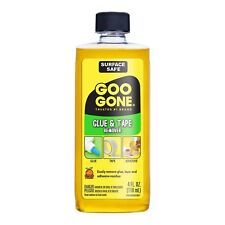 NEW! Goo Gone GLUE TAPE ADHESIVE REMOVER Surface Safe GUM CRAYON STICKER LABEL