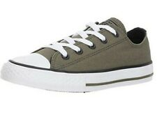NEW Converse Size 2 Boys' Chuck Taylor All Star Oxford Shoes |Hunter Green