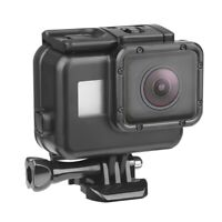 Shoot 45M Waterproof Case For Go Pro Hero 7 6 5 Black Action Camera Underwat RV1