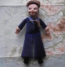 c1930 RMS Edinburgh Castle Great Liner Norah Wellings type Sailor Doll