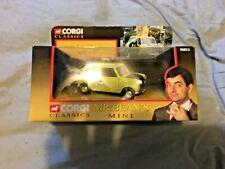 New, in Package, Corgi Classics Mr. Bean's Mini Die-Cast Vehicle