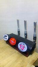 More details for home bar 3 tap beer pump / garden bar / man cave / beer font / beer tap