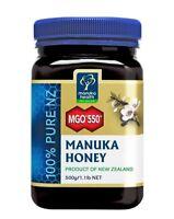 Manuka Health-Manuka Honey MGO 550+ 500g