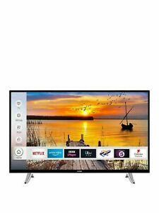 Luxor 43 inch 4K UHD , Freeview Play, Smart TV Freeview Play Tuner LUX0143008/01