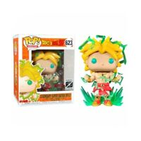 "LEGENDARY SUPER SAIYAN BROLY Dragon Ball Z 6"" Exclusive Funko POP! #623 NEW"