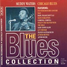 Muddy Waters(CD Album)Chicago Blues-Orbis-BLU NC 011-UK-1994-VG