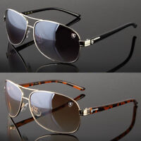 80s Classic Men Women Retro Vintage Classic Fashion Designer Aviator Sunglass