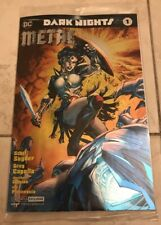 DARK KNIGHTS METAL #1 BALTIMORE COMIC CON JIM LEE VARIANT SEALED!! SEE MY OTHERS
