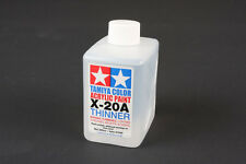 Tamiya #81040 Color Acrylic Paint Thinner 250ml Craft Tools Plastic Model