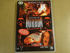2-DISC DVD / MASTERS OF HORROR - VOL.V ( JOHN McNAUGHTON, LUCKY McKEE )