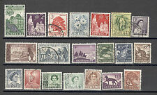 R2911 - AUSTRALIA 1958/59 - LOTTO ANNATE DIFFERENTI - VEDI FOTO
