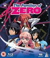 Familiar of Zero Series 1 Collection [Blu-ray] [DVD][Region 2]
