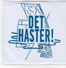 (BY486) Casiokids, Det Haster! - DJ CD