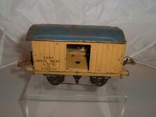 HORNBY O GAUGE LMS TRUCK MISSING DOOR RESTORATION PROJECT SCROLL DOWN 4 PICS