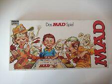 Das MAD Spiel von Parker 1982