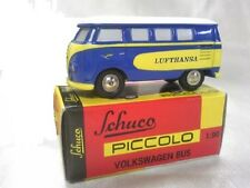 NEU: SCHUCO Piccolo VW T1 Fenster Bus LUFTHANSA LIMITED EDITION