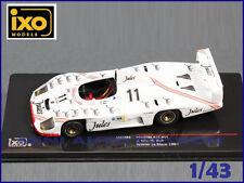 Porsche 936 Jules - Winner Le Mans 1981 - IXO - Echelle 1/43