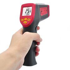 Handheld Sans Contact IR Infrarouge Numérique Laser Point Thermomètre Pyromètre