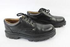 Shoes Lace DESERT FOX The Original Black Leather T 41 MINT