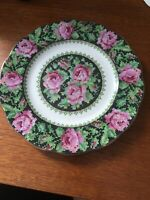 Royal Albert Needle Point Luncheon Plate Plates 8.25 Inch