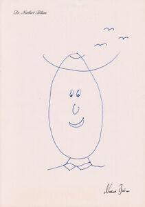 NORBERT BLÜM --- original signiert - C1#29a