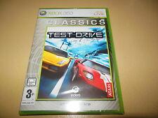 Test DRIVE UNLIMITED ** Nuovo e Sigillato ** Classics Xbox360.