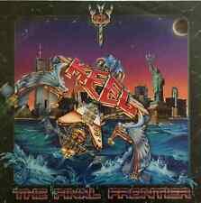 KEEL - The Final Frontier (LP) (VG-/VG-)