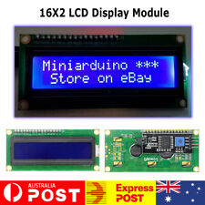 1602 16X2 LCD Display IIC/I2C/TWI/SPI Serial Interface Module For Arduino