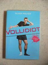Vollidiot - DVD Komödie Bestseller von Tommy Jaud Kultfilm mit Oliver Pocher TOP