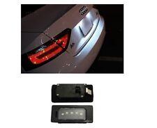 2 LED PLAQUE 9W LED HIGH POWER AUDI A5 S5 Q5 TT > 2007 ET A4> 2008