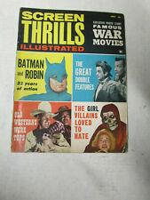 Screen Thrills Illustrated 4
