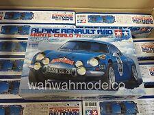 Tamiya 24278 Renault Alpine A110 '71 - Monte Carlo 1/24 scale model kit