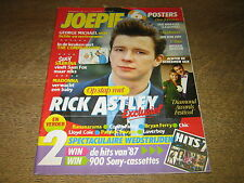 JOEPIE 717 (13/12/87) RICK ASTLEY