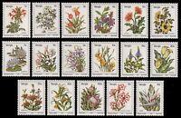 Venda 1979 - Mi-Nr. 1-17 ** - MNH - Blumen / Flowers