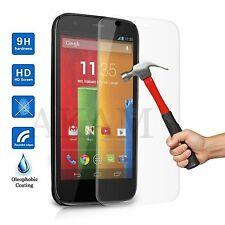 100% Véritable Motorola Moto G X1032 Vrai verre trempé Film HD Protège Écran