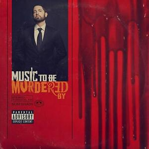 EMINEM MUSIC TO BE MURDERED BY CD (Explicit) (New Release 24/01/2020)