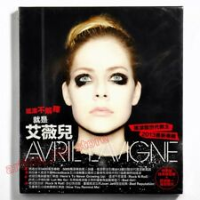 Avril Lavigne Avril Lavigne Taiwan Cd Box Bonus 3 Track Rock N Roll 2013 New