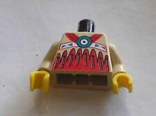 Buste Personnage LEGO western minifig torso 973px106 / Set 6746 6748 6763 6766..
