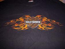 Harley-Davidson T-shirt  Sandusky , Oh. Size Med.
