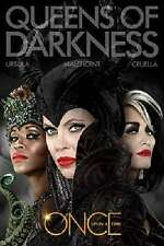 Once Upon A Time Queens of Darkness Television Poster