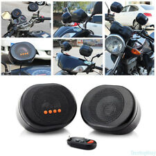 Motorcycle Audio System FM Radio MP3 Music Player Stereo Speaker Anti-Theft IP4