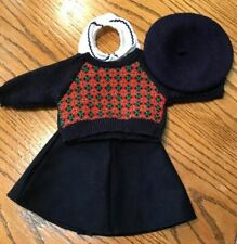 AMERICAN GIRL DOLL MOLLY MEET OUTFIT EX. CONDITION RETIRED
