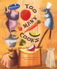 Too Many Cooks (Ratatouille)-ExLibrary