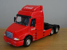 CARARAMA COCA COLA COKE VOLVO NH12 TRUCK CAB MODEL CR043CC 1:50