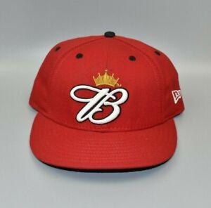 Kenny Bernstein Budweiser Bud King Vintage New Era 59FIFTY Cap Hat - Size: 1/2
