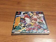 Gekitou! Crush Gear Turbo PlayStation NTSC-J Japan Import
