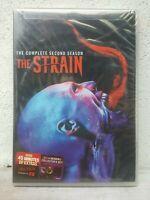 The Strain Season 2 (4 Disc) DVD Sealed Brand NEW Region 1