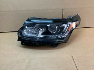 OEM 2013 2014 2015 2016 2017 LAND ROVER RANGE ROVER XENON HEADLIGHT LH WITH AFS