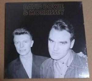 "David Bowie / MorrIssey: Cosmic Dancer 7"" Single (New)"